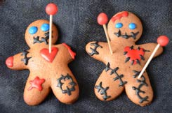 les biscuits voodoo