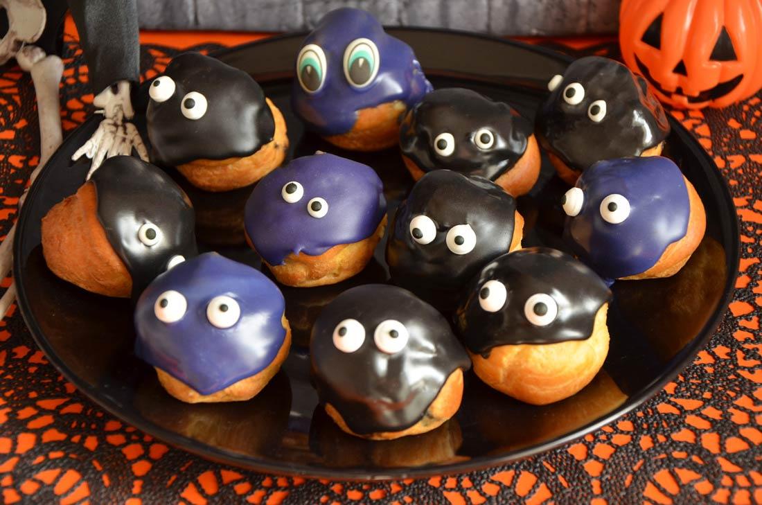 Le gang des petits choux d'Halloween