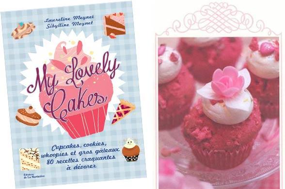 my lovely cakes de Laureline Meynet et Sibylline Meynet