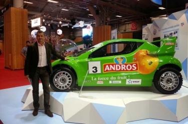 Trophée Andros 2014