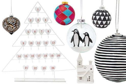Déco de Noël 2014 chez Monoprix