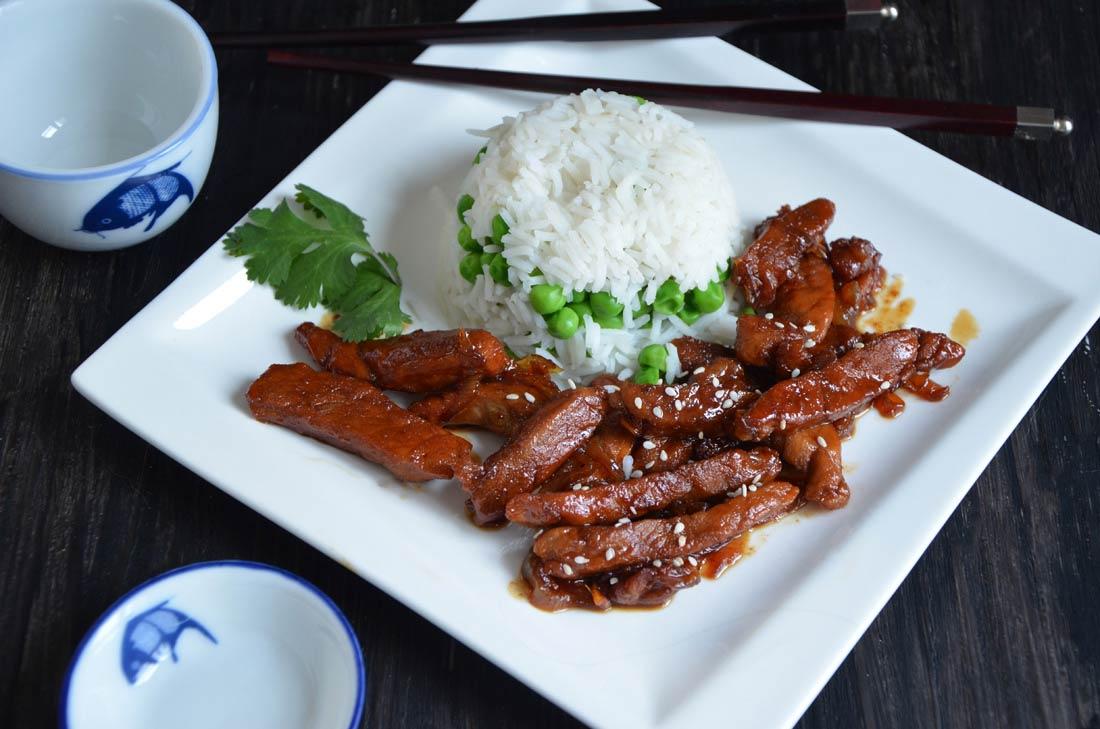 Porc au caramel facile et d licieux - Recette de cuisine gastronomique facile ...