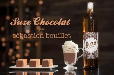suze chocolat par Sébastien Bouillet