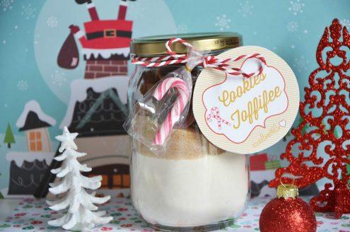 cookies toffifee en kit pour un cadeau gourmand
