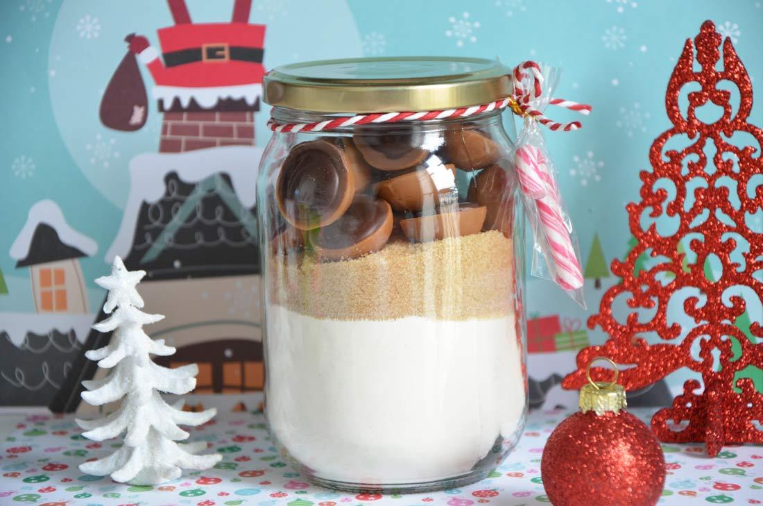 kit à cookies Toffifee ou Michoko en kit pour un cadeau gourmand