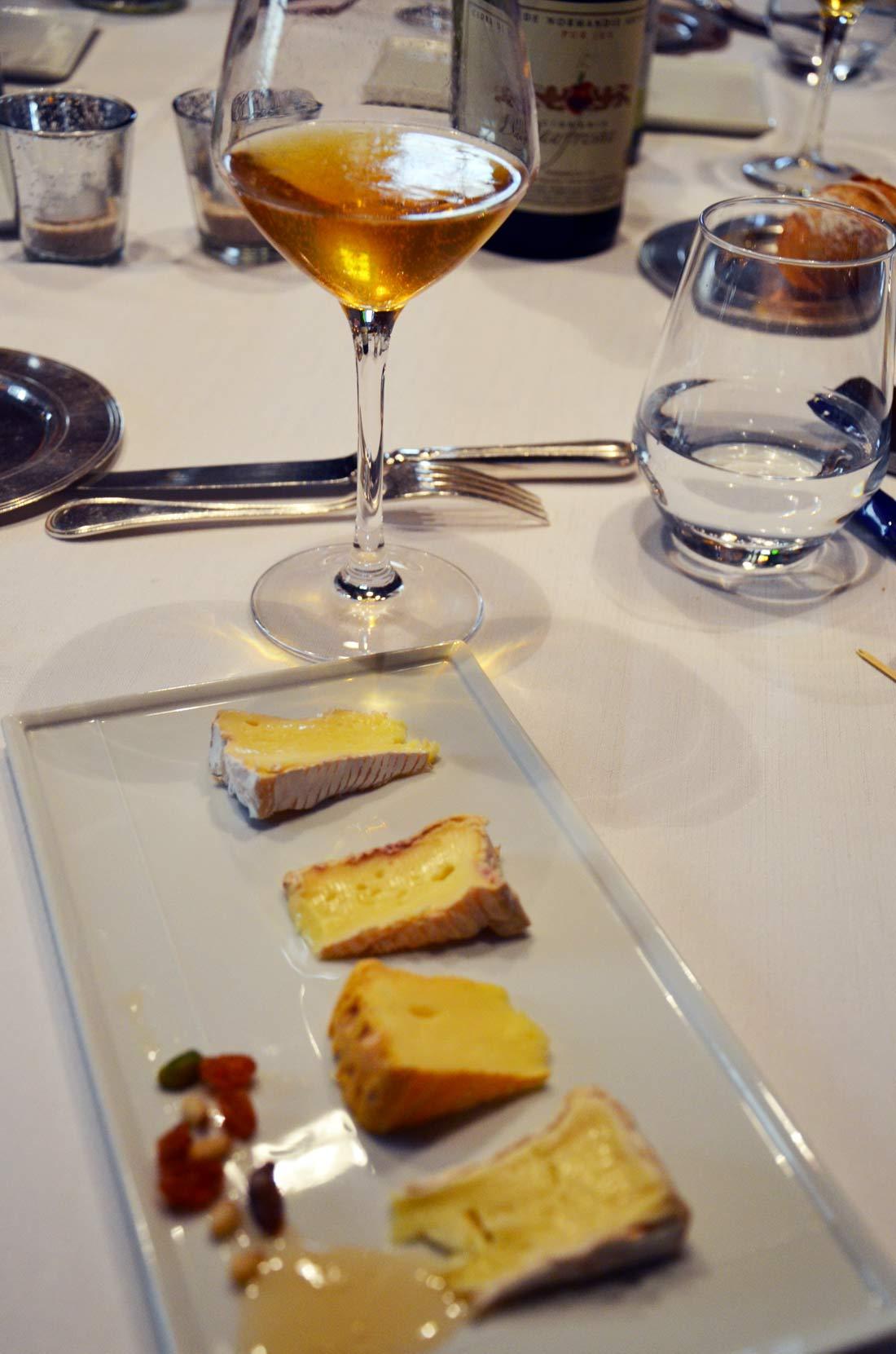 fromages du menu échappée bulles