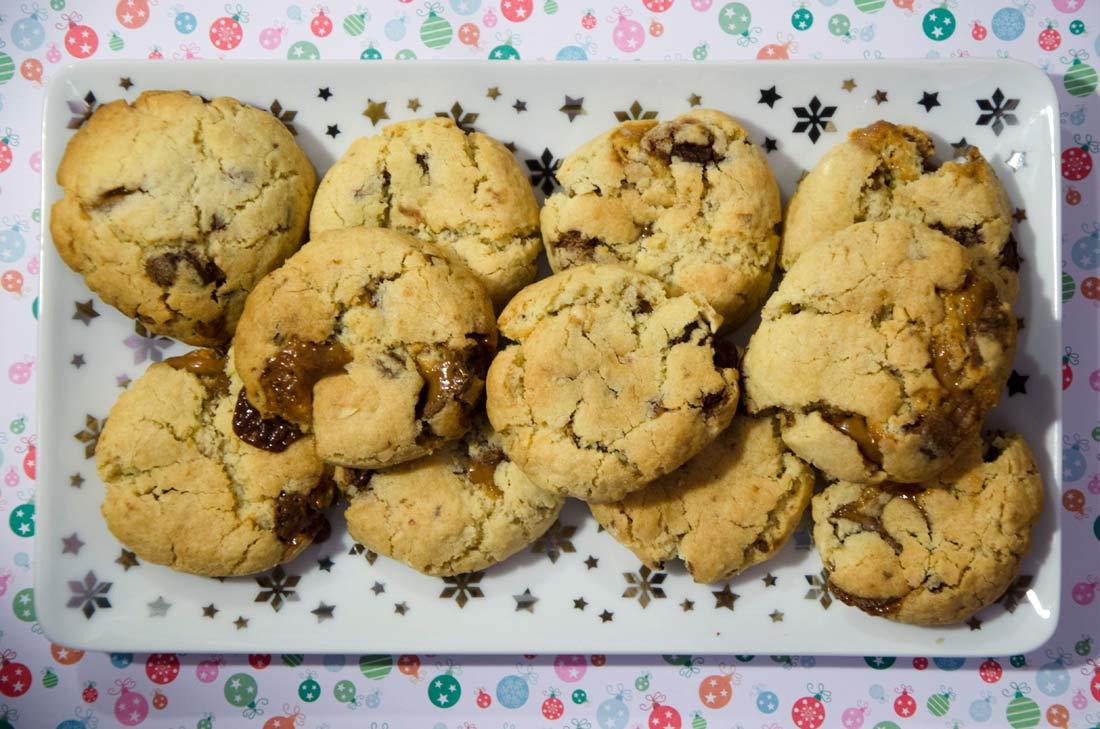 kit à cookies pour cadeaux gourmands