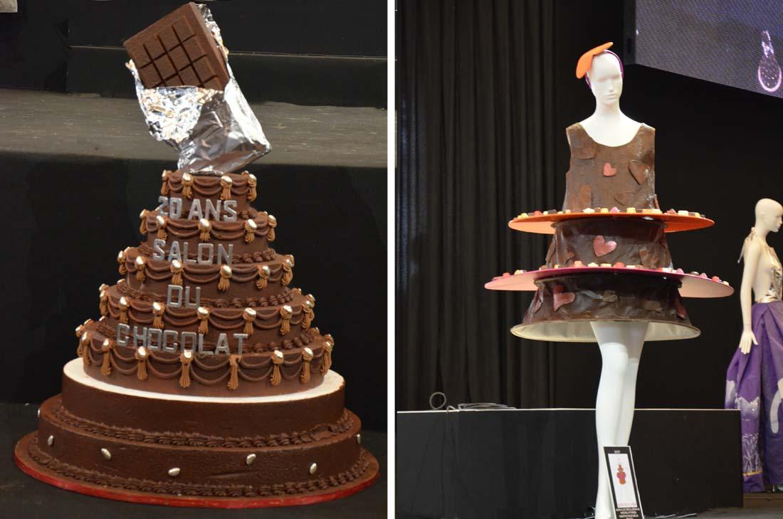 Mon salon du chocolat 2014 en quelques images for Salon du chocolat luneville