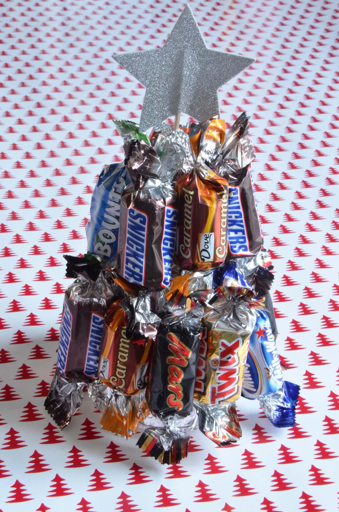 sapin en chocolat Célébrations