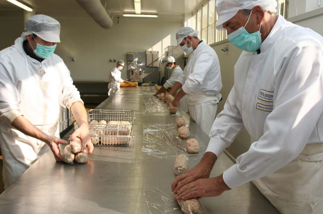 Foie gras au torchon Feyel