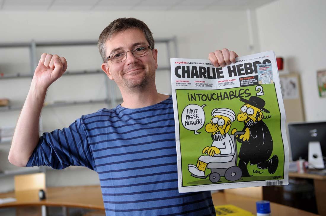 Charlie Hebdo paraitra le 14 janvier 2015