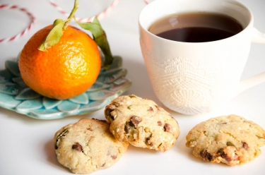 cookies choco noisettes