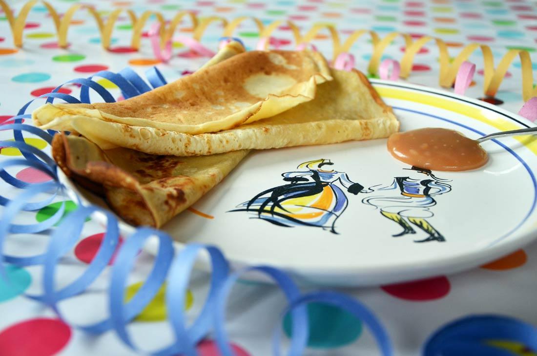 pâte à crêpes bretonnes facile