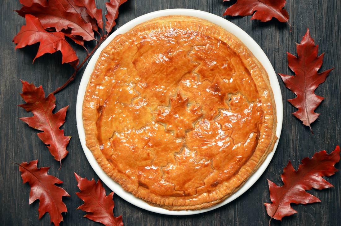 galette des Rois noix de pécan sirop d'érable