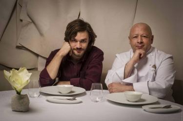 Lorenzo Richelmy Et Thierry Marx