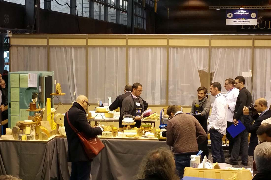 jury MOF Fromager 2015