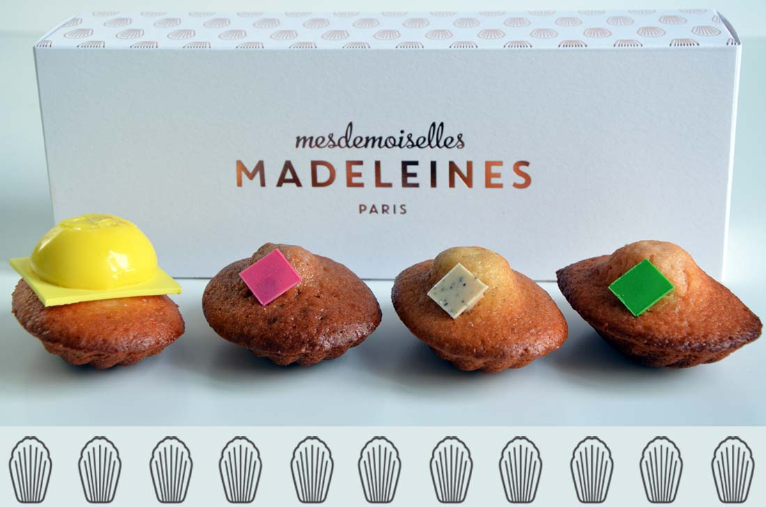 Mlles Madeleines