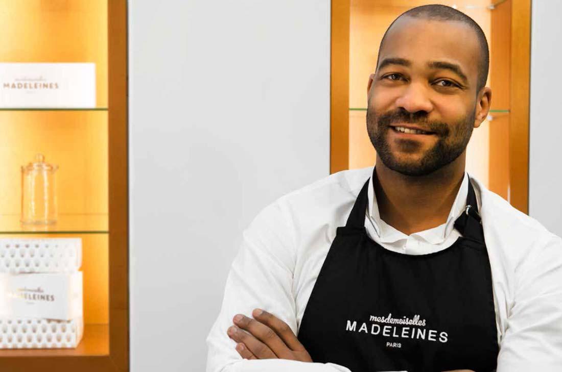 Steve Seremes, créateur de mesdemoiselles madeleines