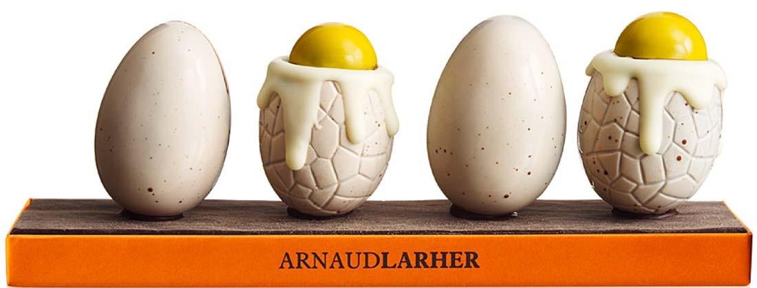 Arnaud Lahrer pour Pâques 2015