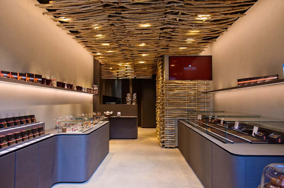 chocolatier Henri Le Roux