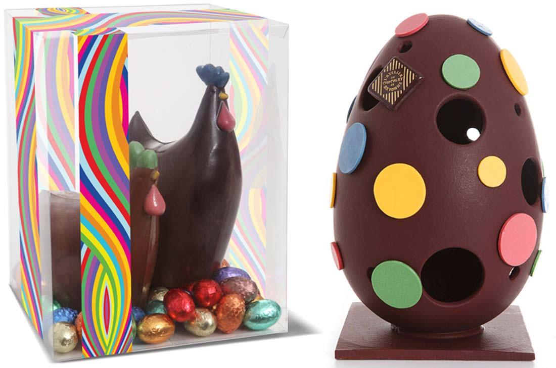 Pâques 2015 chez l'Atelier du chocolat