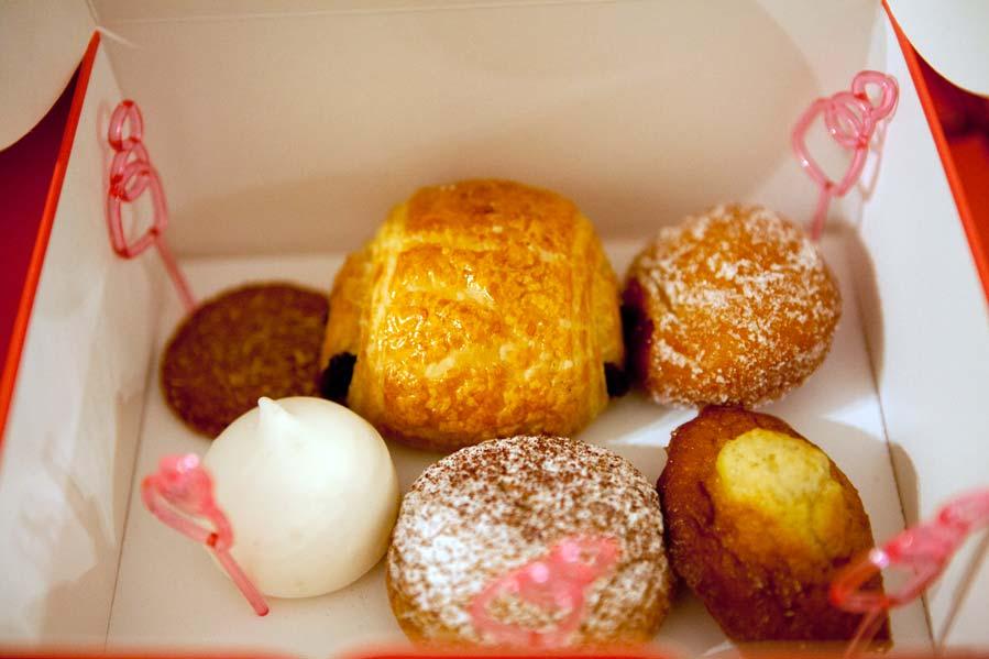 gâteaux Conticini pour le spectacle à chacun sa madeleine