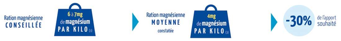information sur le magnésium