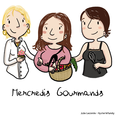 mercredis gourmands