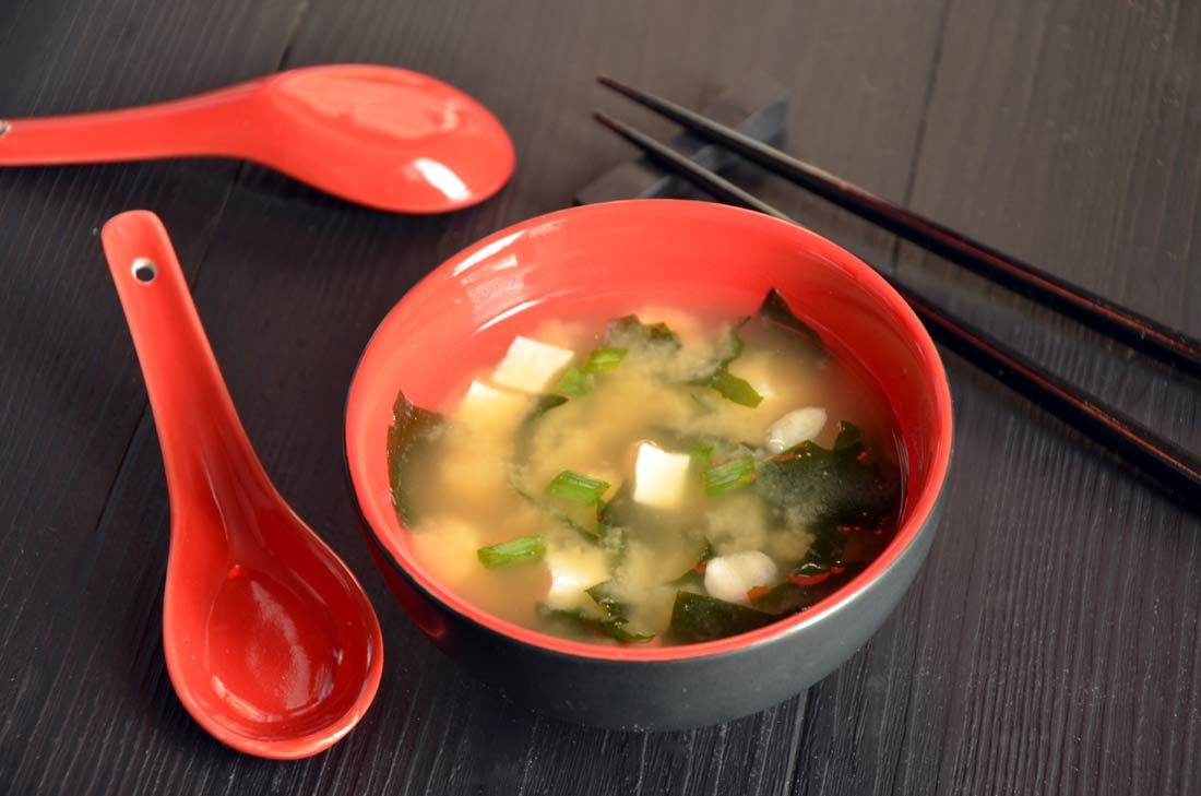 Soupe miso maison - Soupe a oignon maison ...