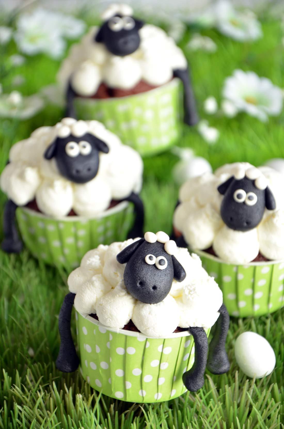 Shaun, le mouton de Pâques