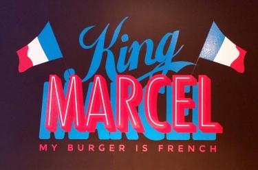 enseigne King Marcel