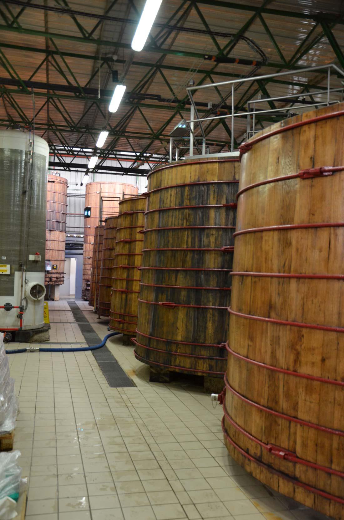 fabrication du vinaigre de cidre