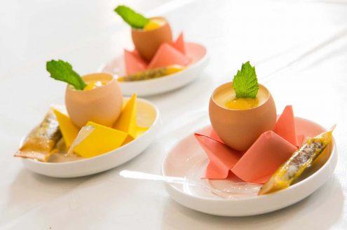 sweet egg Matines par Mitt studio