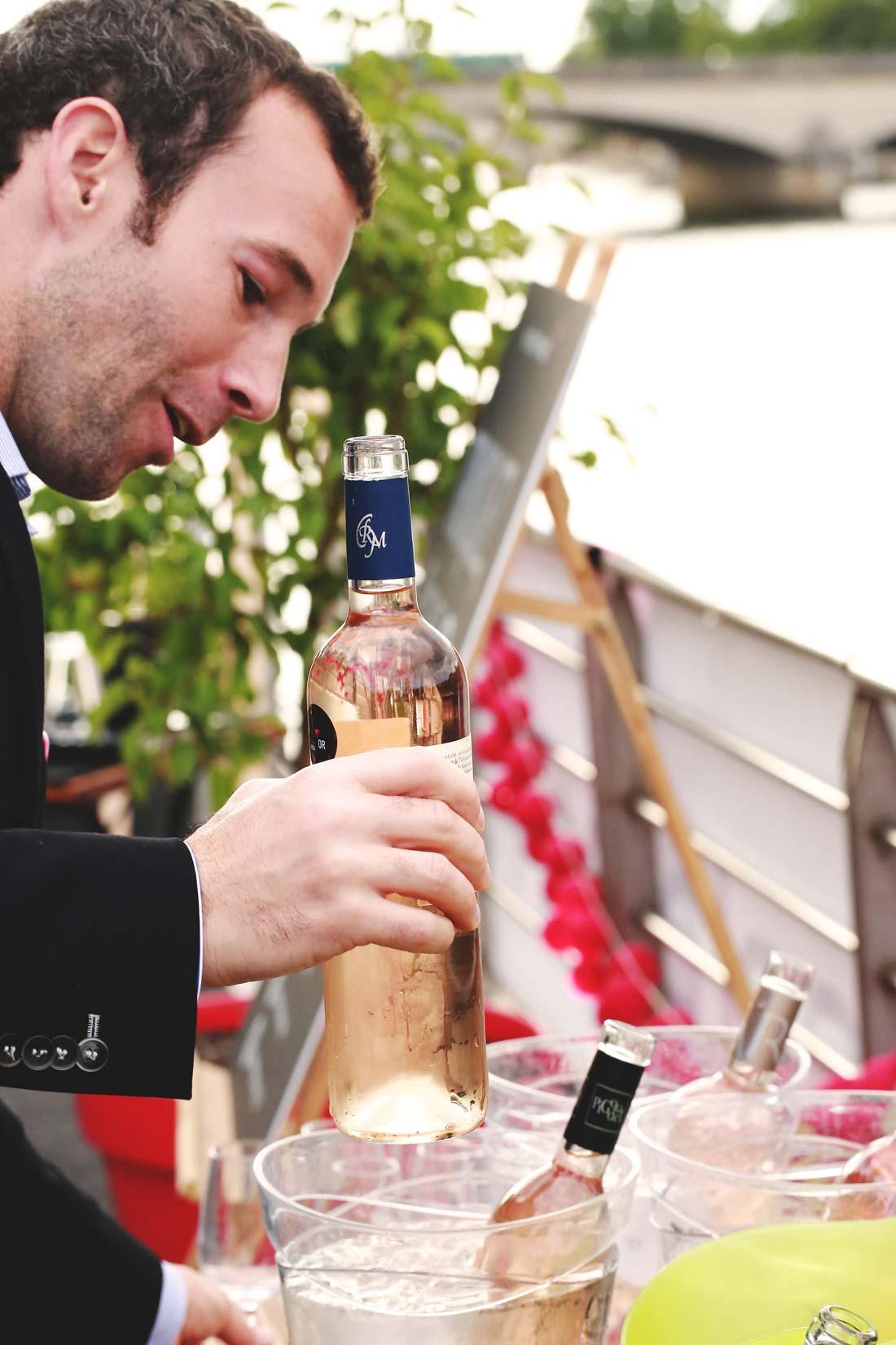 vins rosés Vente Privée