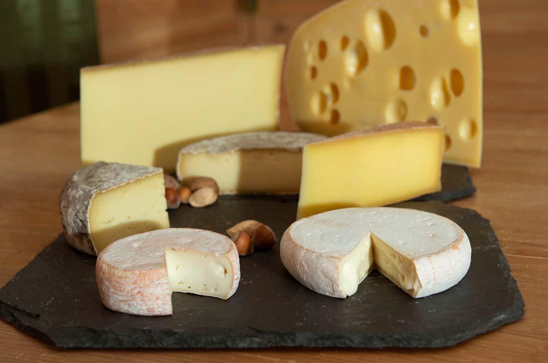 Les 7 Fromages de Savoie AOP et IGP