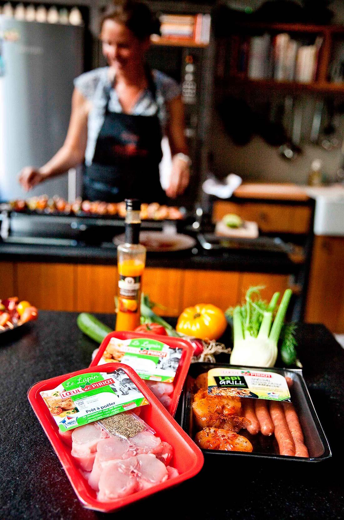 Loeul et Piriot Produits en cuisine