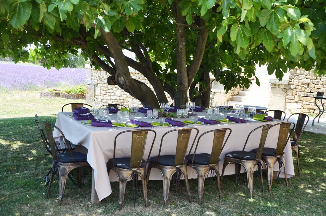 déjeuner Reflets de France