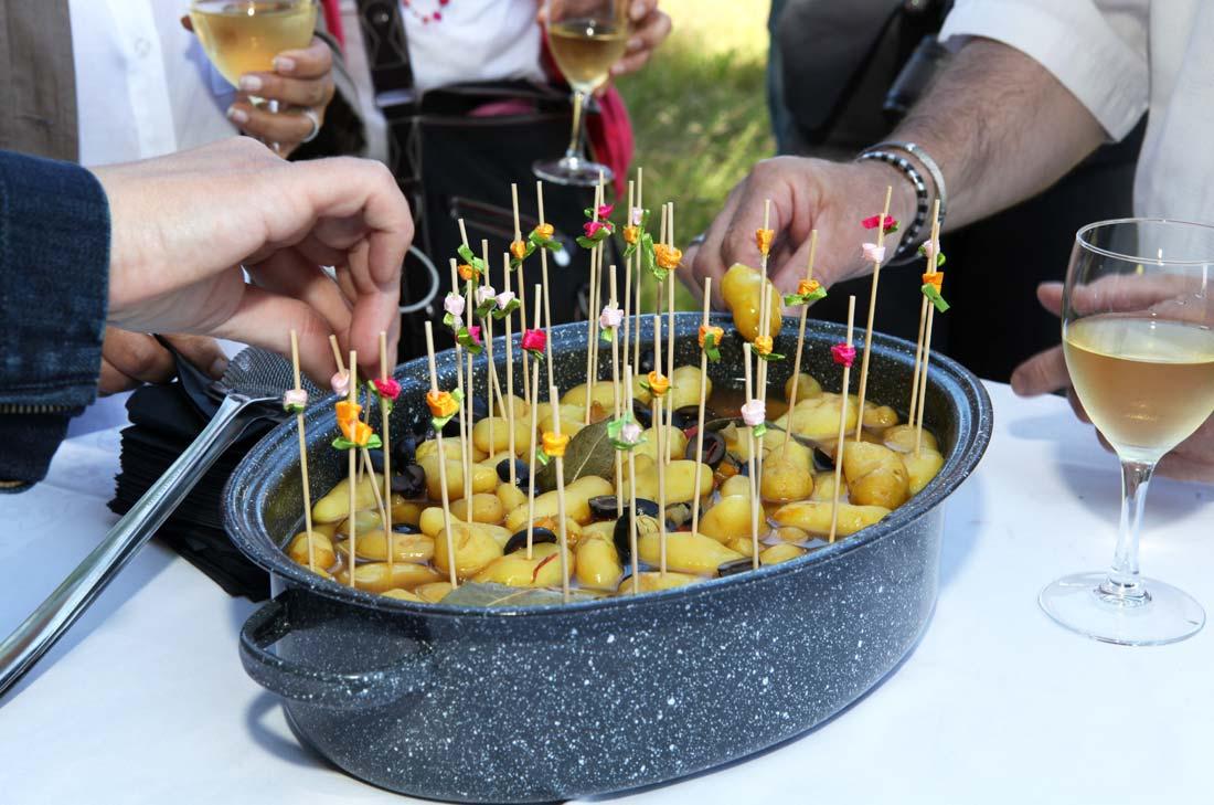 pickles de rattes du Touquet