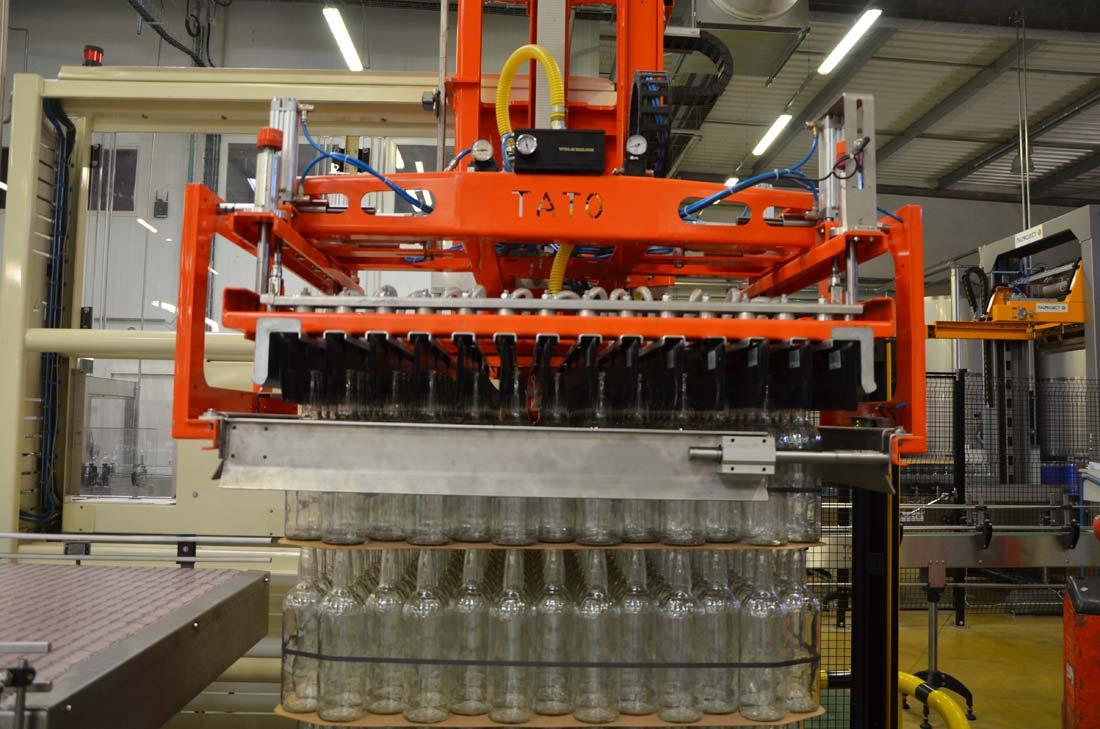 usine de fabrication de sirops Reflets de France