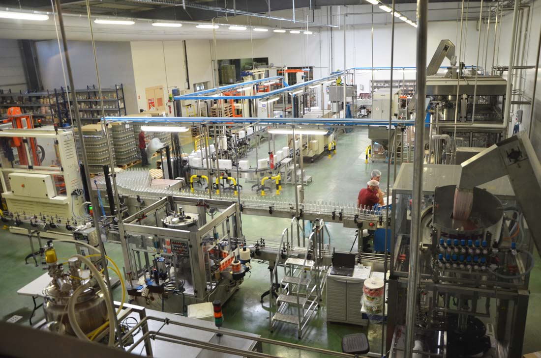 usine reflets de France