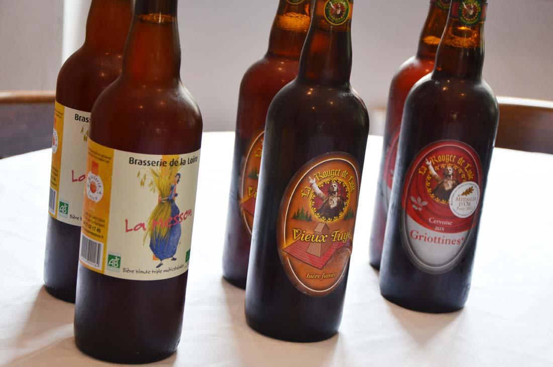 bières sélectionnées par Elisabeth Pierre