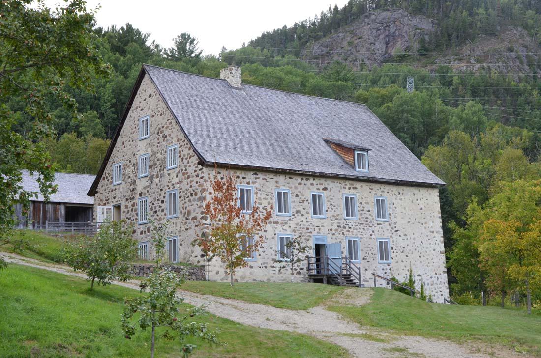 Moulin de la Rémy à Baie Saint-Paul