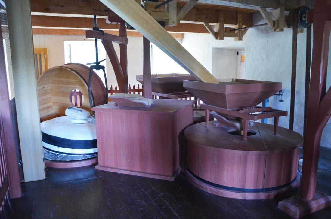 Visite du Moulin de la Rémy à Baie Saint-Paul