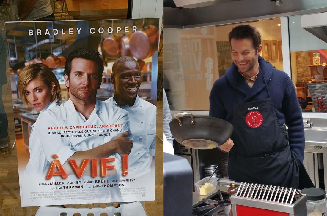 Burnt ou À vif avec Bradley Cooper