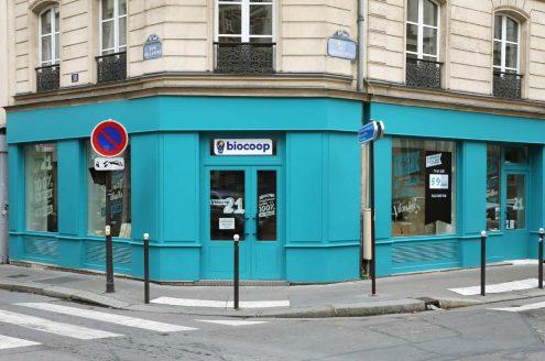 Boutique biocoop 21