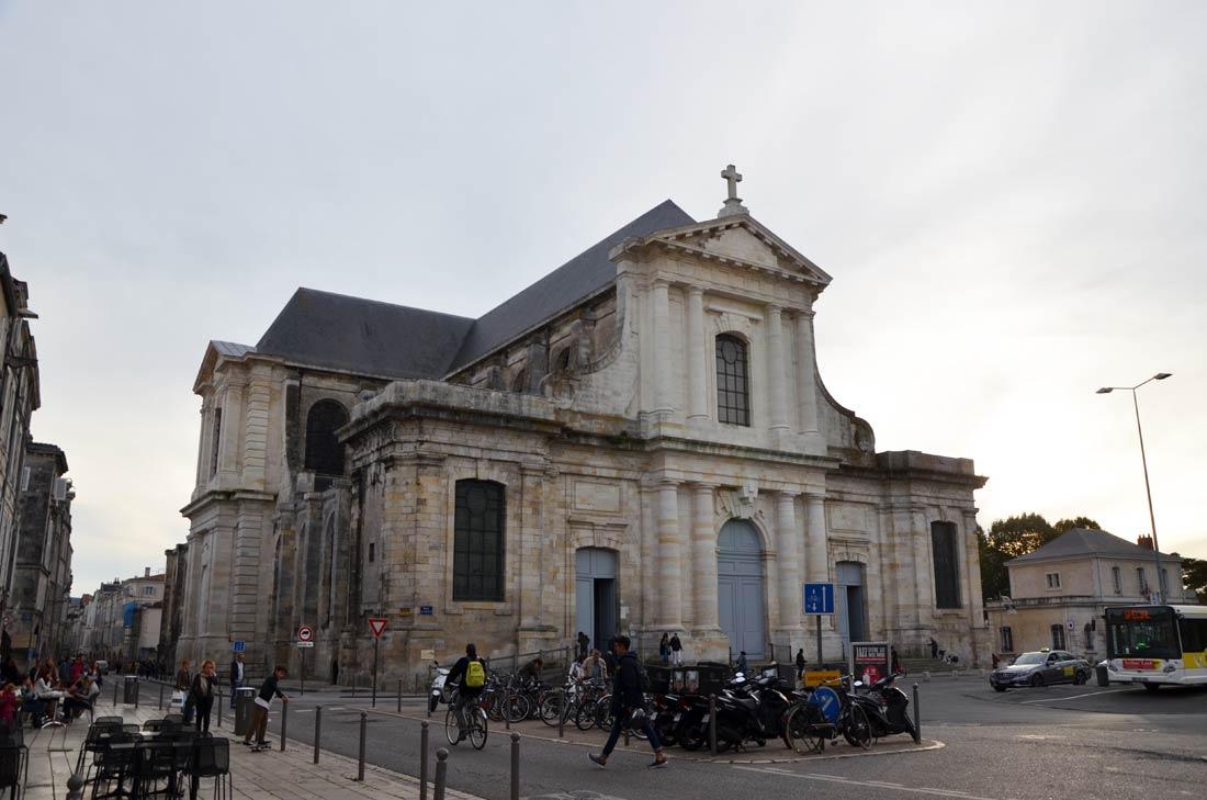 église de La Rochelle
