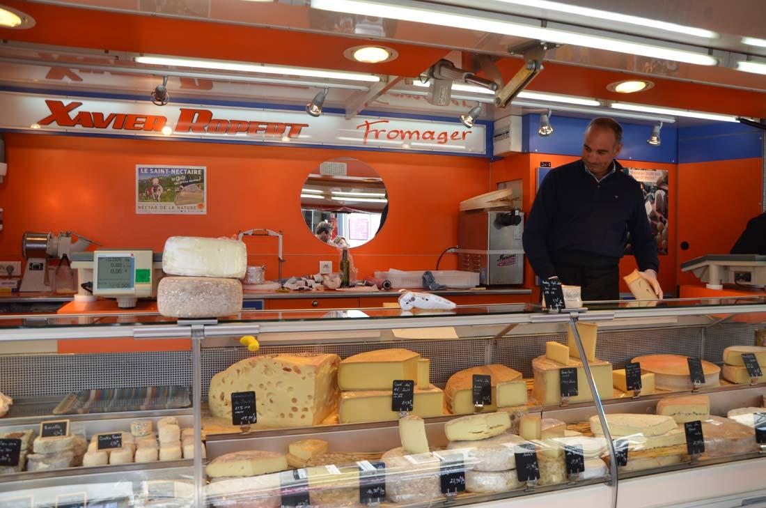 fromager Xavier Ropert à la Rochelle