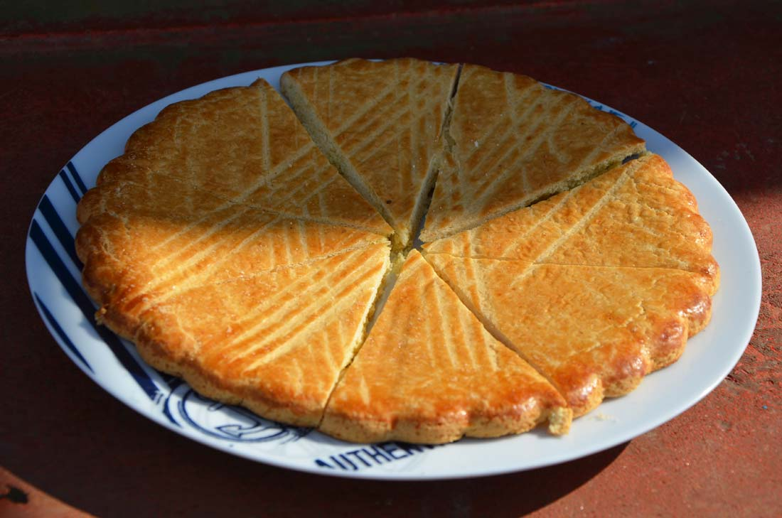 galette charentaise