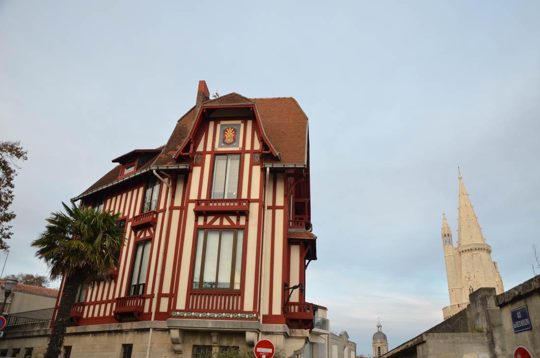 maison à La Rochelle