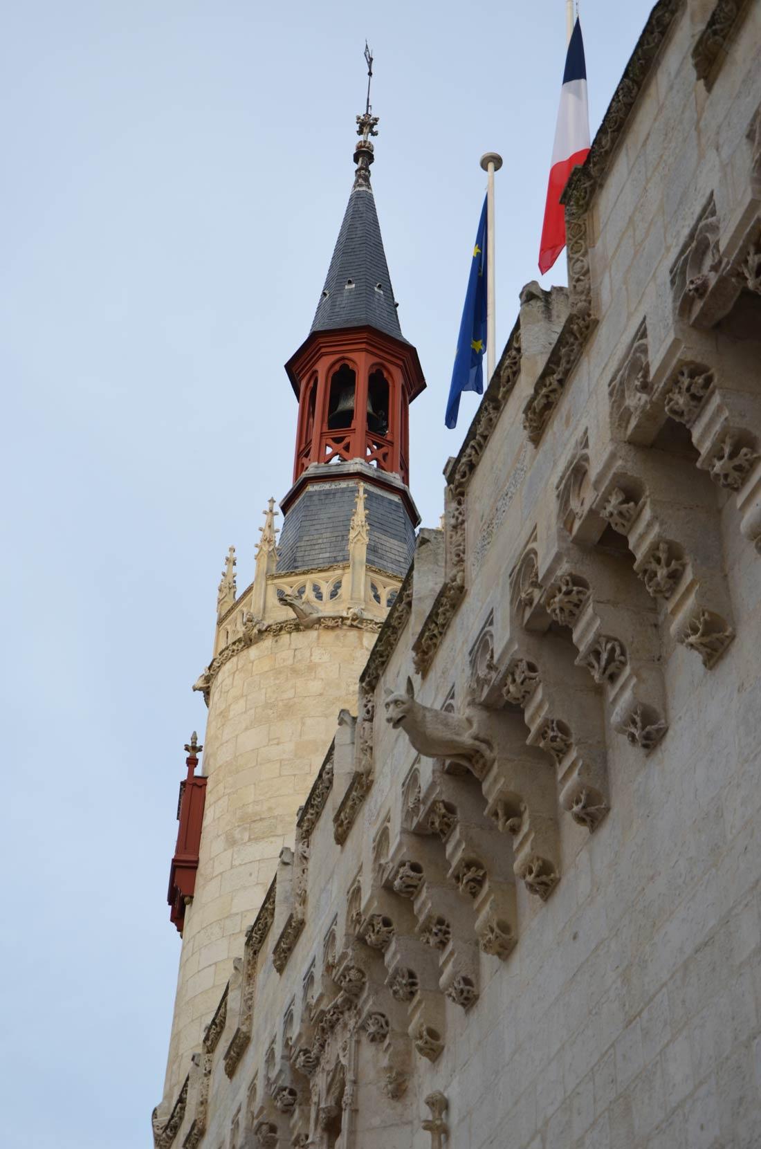 place de la mairie à La Rochelle